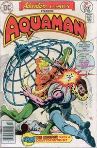 Cover for Adventure Comics (DC, 1938 series) #447