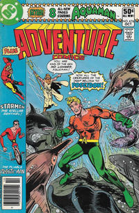 Cover Thumbnail for Adventure Comics (DC, 1938 series) #476