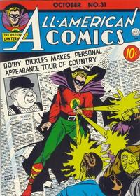 Cover Thumbnail for All-American Comics (DC, 1939 series) #31