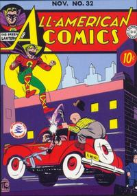Cover Thumbnail for All-American Comics (DC, 1939 series) #32