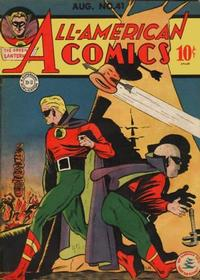Cover for All-American Comics (1939 series) #41
