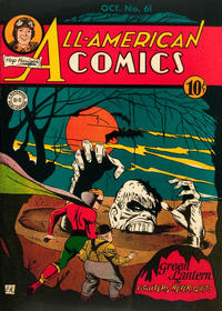 Cover Thumbnail for All-American Comics (DC, 1939 series) #61
