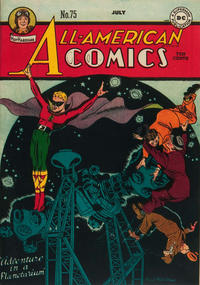 Cover Thumbnail for All-American Comics (DC, 1939 series) #75