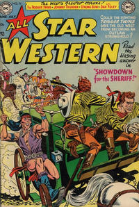 Cover Thumbnail for All Star Western (DC, 1951 series) #71