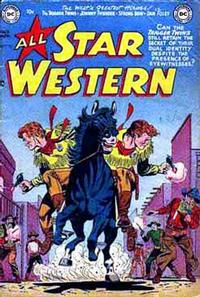 Cover Thumbnail for All Star Western (DC, 1951 series) #73