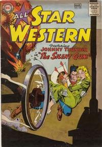 Cover Thumbnail for All Star Western (DC, 1951 series) #105