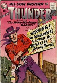 Cover Thumbnail for All Star Western (DC, 1951 series) #112