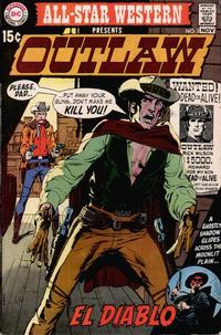 Cover Thumbnail for All-Star Western (DC, 1970 series) #2