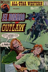 Cover for All-Star Western (1970 series) #3