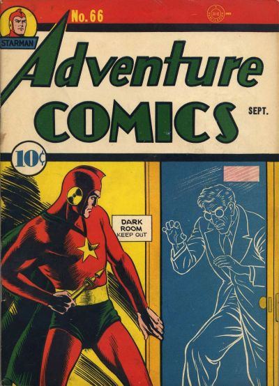 Cover for Adventure Comics (1938 series) #66
