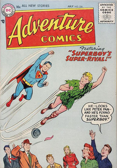 Cover for Adventure Comics (DC, 1938 series) #226