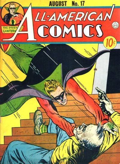 Cover for All-American Comics (1939 series) #17