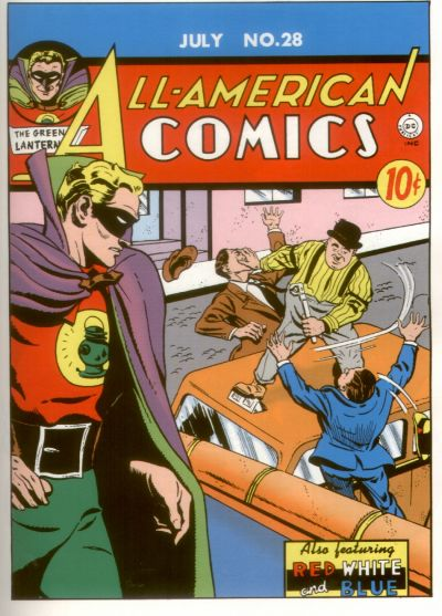 Cover for All-American Comics (DC, 1939 series) #28