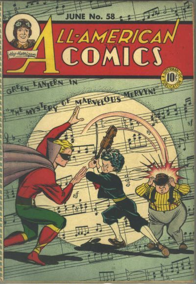 Cover for All-American Comics (DC, 1939 series) #58