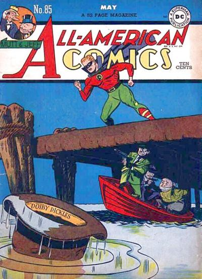 Cover for All-American Comics (1939 series) #85