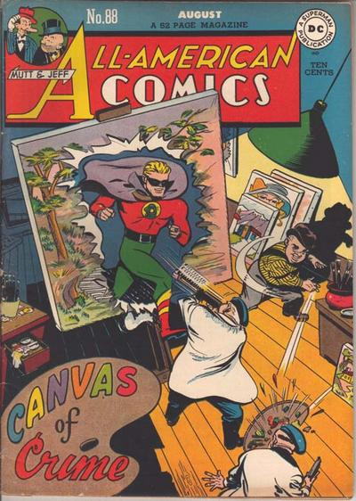 Cover for All-American Comics (DC, 1939 series) #88