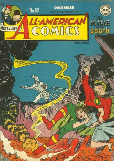 Cover for All-American Comics (DC, 1939 series) #92