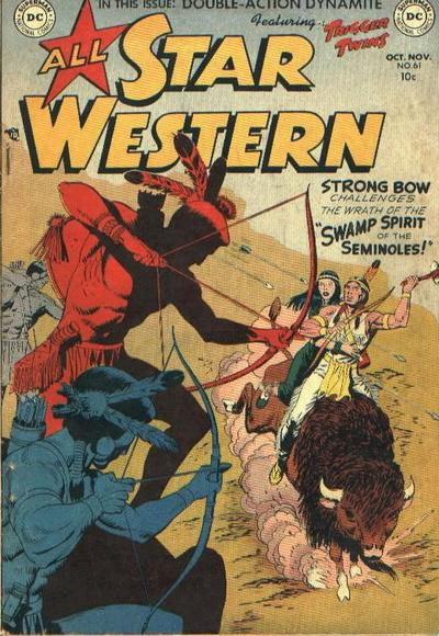 Cover for All Star Western (DC, 1951 series) #61