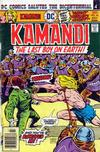 Cover for Kamandi, The Last Boy on Earth (DC, 1972 series) #43