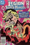 Cover Thumbnail for The Legion of Super-Heroes (1980 series) #299 [Newsstand]