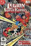 Cover Thumbnail for The Legion of Super-Heroes (1980 series) #308 [Direct-Sales]