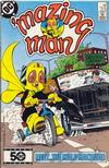 Cover for 'Mazing Man (DC, 1986 series) #4