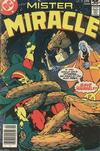Cover for Mister Miracle (DC, 1971 series) #23