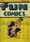 Cover for More Fun Comics (1936 series) #28