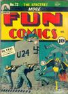 Cover for More Fun Comics (1936 series) #72