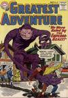 Cover for My Greatest Adventure (DC, 1955 series) #43