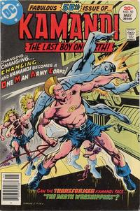 Cover Thumbnail for Kamandi, The Last Boy on Earth (DC, 1972 series) #50