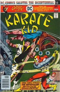 Cover Thumbnail for Karate Kid (DC, 1976 series) #3