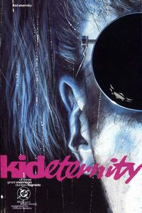 Cover Thumbnail for Kid Eternity (DC, 1991 series) #1
