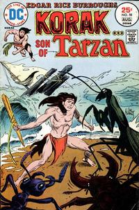 Cover Thumbnail for Korak, Son of Tarzan (DC, 1972 series) #58