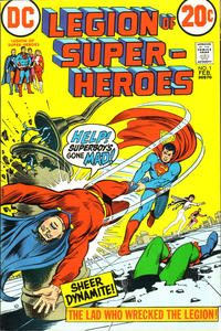 Cover Thumbnail for Legion of Super-Heroes (DC, 1973 series) #1
