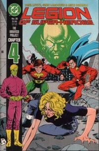 Cover Thumbnail for Legion of Super-Heroes (DC, 1984 series) #35