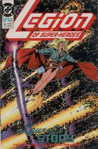 Cover Thumbnail for Legion of Super-Heroes (DC, 1989 series) #9