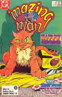 Cover Thumbnail for 'Mazing Man (DC, 1986 series) #8