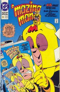 Cover for &#39;Mazing Man Special (1987 series) #3