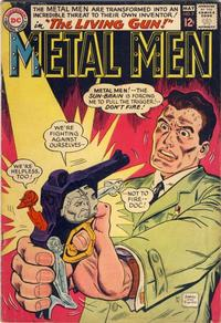 Cover Thumbnail for Metal Men (DC, 1963 series) #7