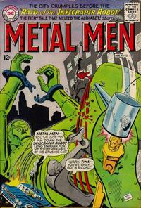 Cover Thumbnail for Metal Men (DC, 1963 series) #13