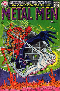 Cover Thumbnail for Metal Men (DC, 1963 series) #28