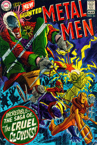 Cover Thumbnail for Metal Men (DC, 1963 series) #36