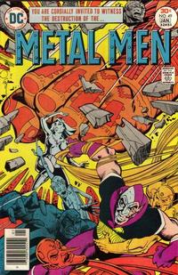 Cover for Metal Men (1973 series) #49