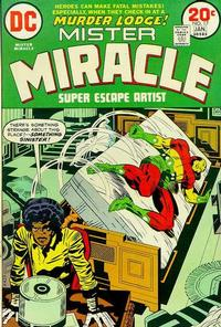 Cover Thumbnail for Mister Miracle (DC, 1971 series) #17