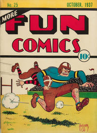 Cover Thumbnail for More Fun Comics (DC, 1936 series) #v3#1 (25)