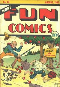 Cover Thumbnail for More Fun Comics (DC, 1936 series) #34