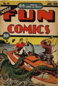 Cover Thumbnail for More Fun Comics (DC, 1936 series) #44