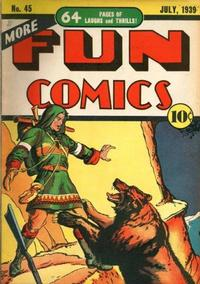 Cover Thumbnail for More Fun Comics (DC, 1936 series) #45