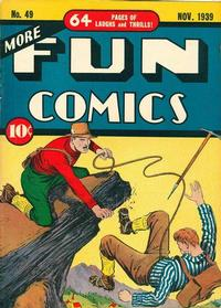 Cover Thumbnail for More Fun Comics (DC, 1936 series) #49